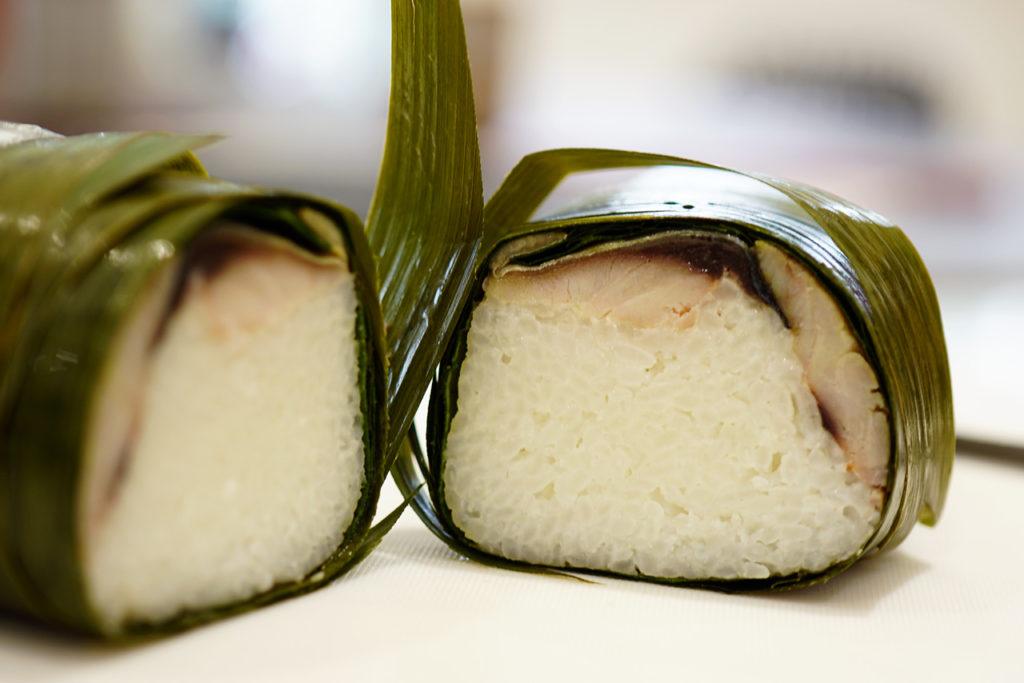 なれ寿司 鯖寿司 発酵食品